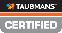 badge of taubmans-certified-logo